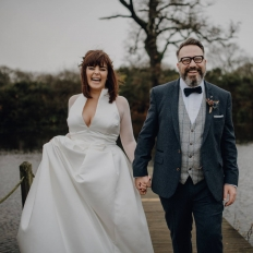 Leah-and-Rhys-Oldwalls-Winter-Wedding-