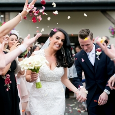 Natalie-and-Dale-Oldwalls-Gower-Confetti-Photo